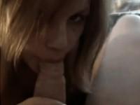 Bocchinara troia amante de sesso orale